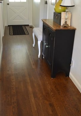 Entry floors after