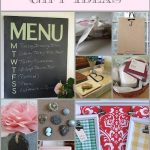 Handmade Gift Ideas An Oregon Cottage