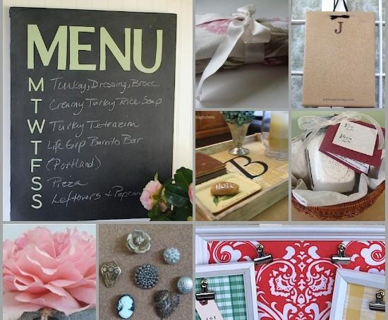 Handmade Gift Ideas An Oregon Cottage