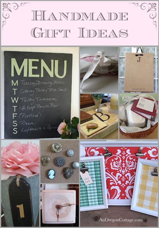 Handmade Gift Ideas :: An Oregon Cottage