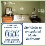 ORC Bedroom Makeover :: An Oregon Cottage