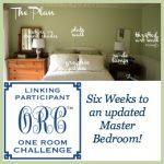ORC Bedroom Makeover :: An Oregon Cottage