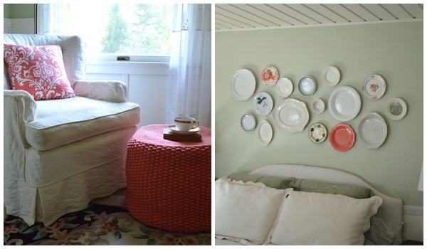 Two Projects for Master Bedroom - An Oregon Cottage
