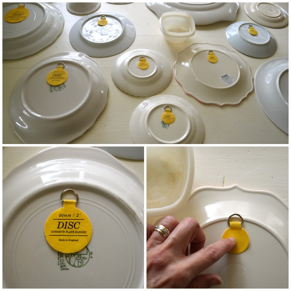 Using Disc Plate Hangers- An Oregon Cottage & How to Hang A Plate Wall ORC Week Four | An Oregon Cottage