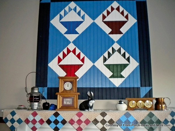 Original barn quilt