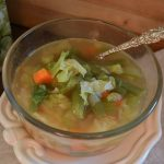 Bone Broth Chicken and Vegetable Soup- An Oregon Cottage