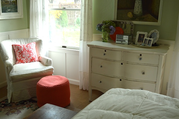 ORC chair and dresser-after :: An Oregon Cottage