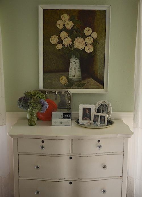 An Oregon Cottage: Dresser-after