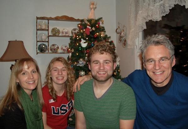 Christmas 2013 Family pic