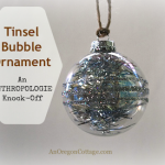 Tinsel-bubble Ornament