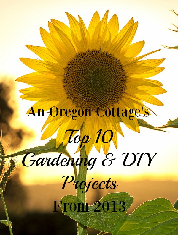 Top Garden-DIY Projects from 2013