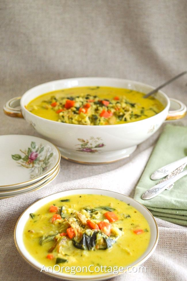 curried turkey-rice soup_featured