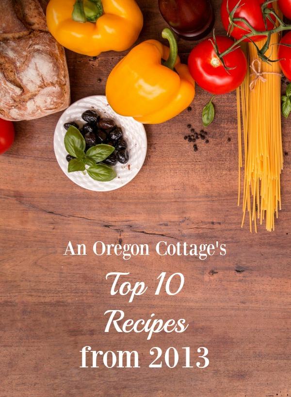 AOC Top 10 Recipes-2013