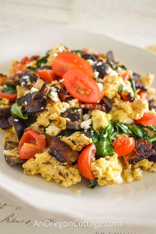Mediterranean egg scramble_featured