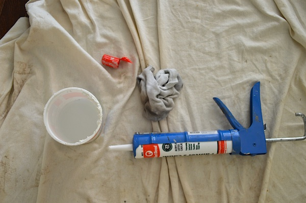 Adding Cottage Character - Caulking Equipment - An Oregon Cottage