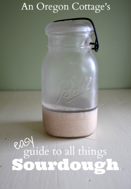 How To Grow, Keep, & Use A Sourdough Starter