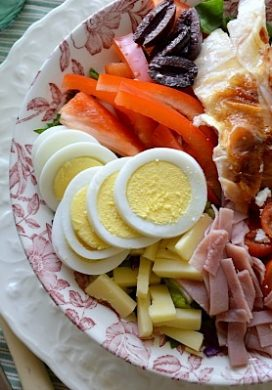 Classic Chef's Salad – Our Warm Weather Go-To Meal