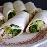 Quick Chicken Caesar Wraps - An Oregon Cottage