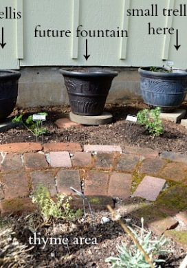 Herb Garden Plan - An Oregon Cottage