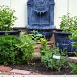 Easy DIY Aged Plastic Fountain - An Oregon Cottage