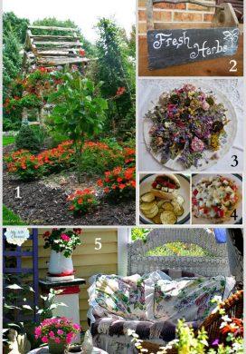 Tuesday Garden Party 9.02.14
