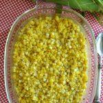 Creamy Fresh Baked Corn - An Oregon Cottage