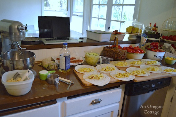 Freezer Cooking Tryout - An Oregon Cottage