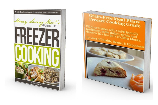 Freezer Cooking eBooks