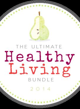 Ultimate Healthy Living Bundle Flash Giveaway!