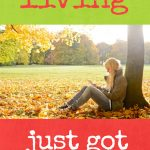 healthy living just got easier