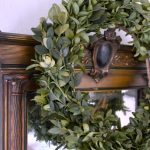 DIY Preserved Boxwood Wreath - An Oregon Cottage