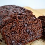 Honey Sweetened Dark Chocolate Zucchini Bread - An Oregon Cottage