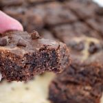 Peanut Butter-Honey Grain Free Brownie