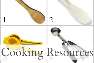 Cooking Resources