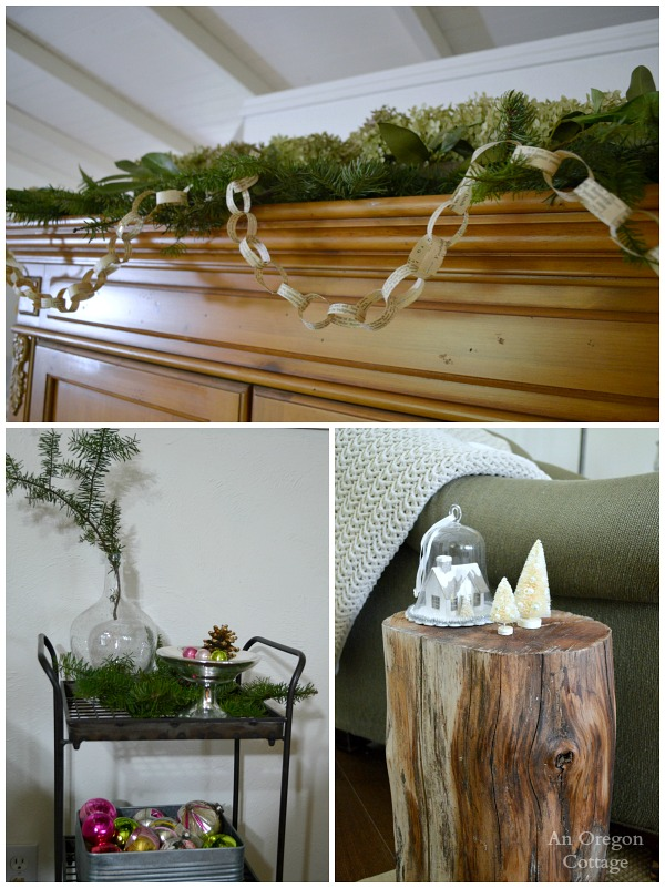 Cottage Christmas Details