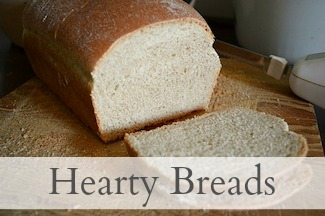 Hearty Breads from An Oregon Cottage - breads you can actually make from scratch!