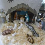 Holiday Nativity Memories- An Oregon Cottage