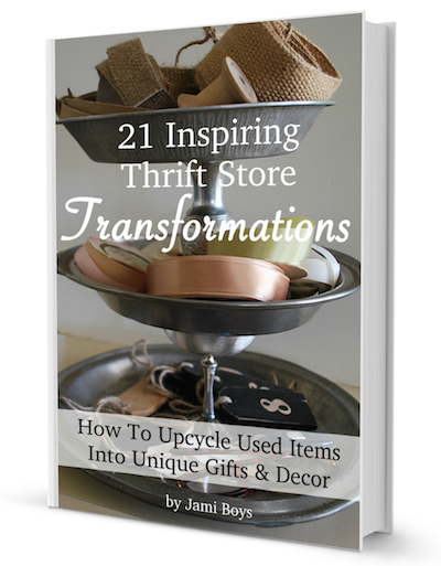 Inspiring Thrift Store Transformations