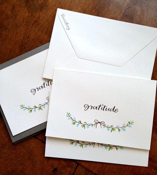 Fawnsberg Gratitude Cards