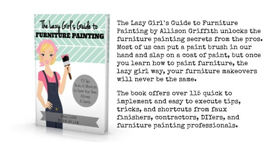 Lazy Girl's Guide to Furniture Painting in DIY Bundle