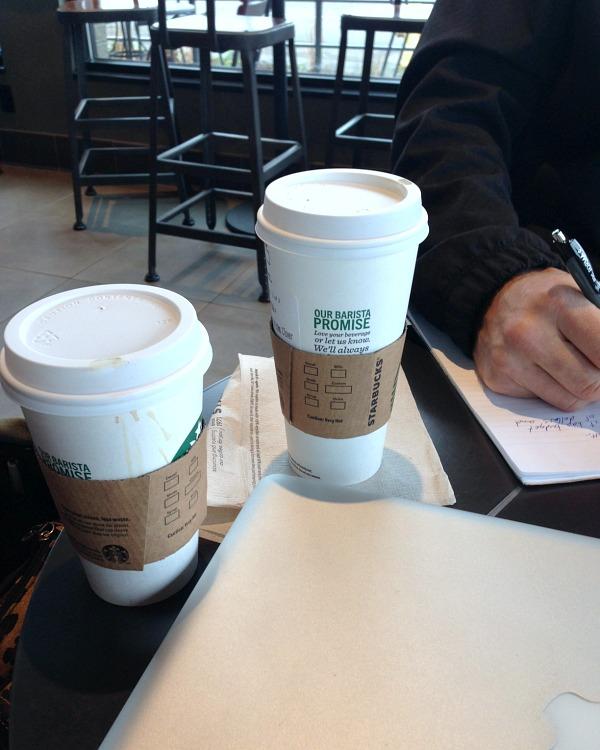 Starbucks working date