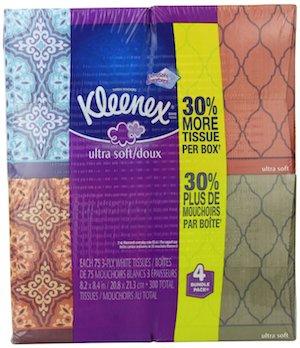 Ultra Soft Kleenex
