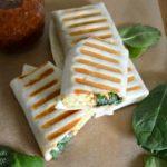 Mediterranean Breakfast Wraps