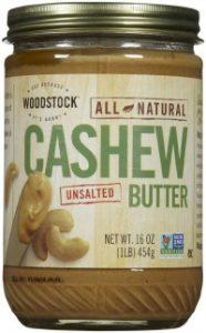 Woodstock Cashew Butter