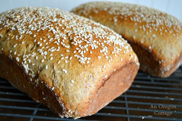 A Soft and Easy 10 Grain Bread