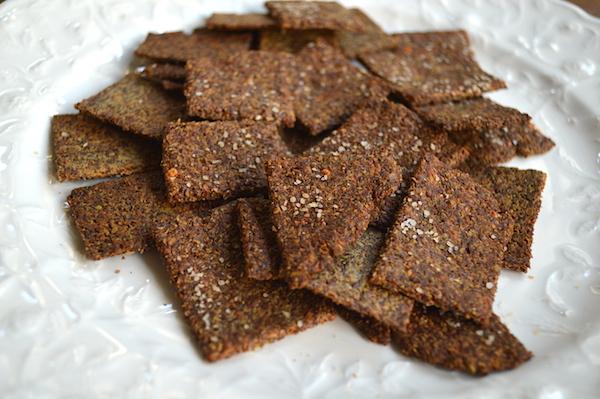 Flax Cracker Fail