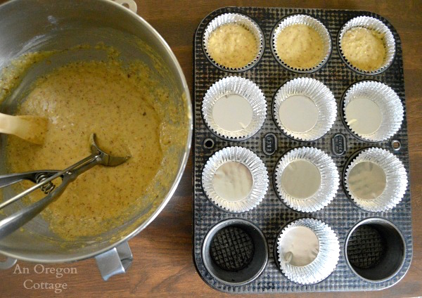 How to Make Gluten-Free Lemon-Flaxseed Muffins