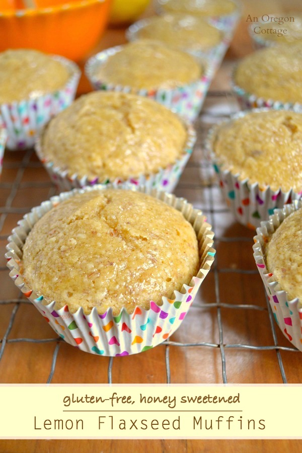 Gluten Free Flax Muffins Whole Foods