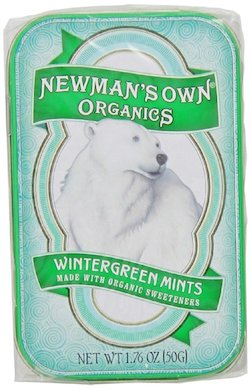 Newmans own mints