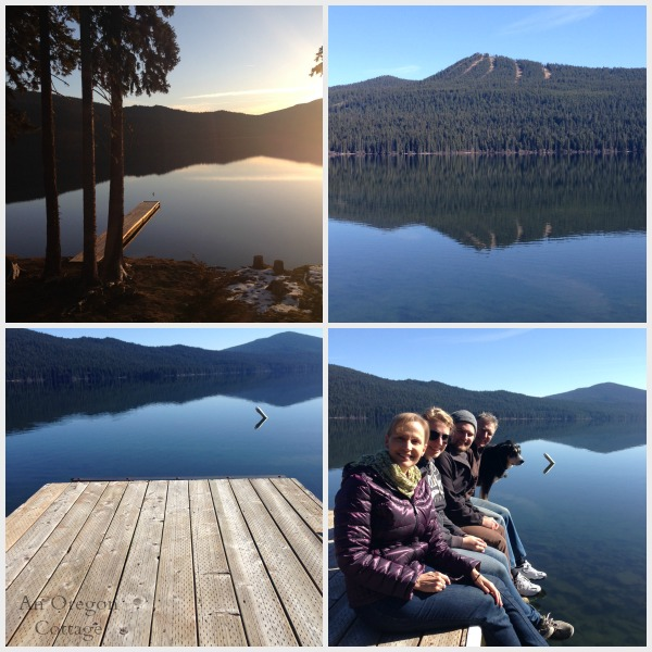 Odell Lake March 2015